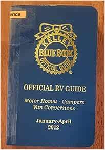 Kelley blue book for motorhomes