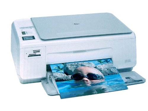 Photo Printer Hp 2400 - 8