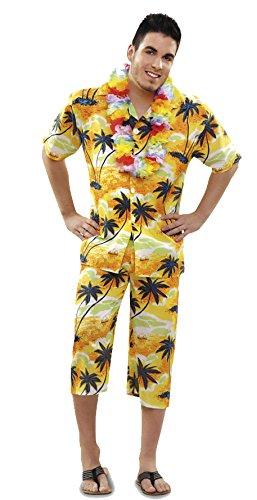 Disfraz Hawaiano Talla M: Amazon.es: Juguetes y juegos