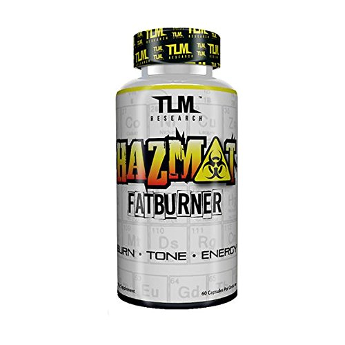 (TLM Research | HAZMAT | Ultimate Fat Burner (30 Serving) )