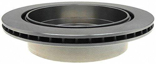ACDelco 18A2410A Advantage Non-Coated Rear Disc Brake Rotor