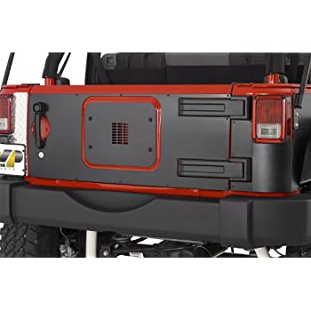 Amazon Com Warrior Products S920d Tailgate Cover For Jeep