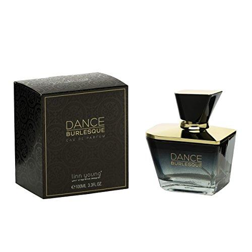 Linn Young Eau de Parfum kvinna Black Danger Zone, 1-pack (1 x 100 ml)