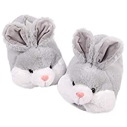 Bunny Slippers | Kawaii Plush Slippers 10