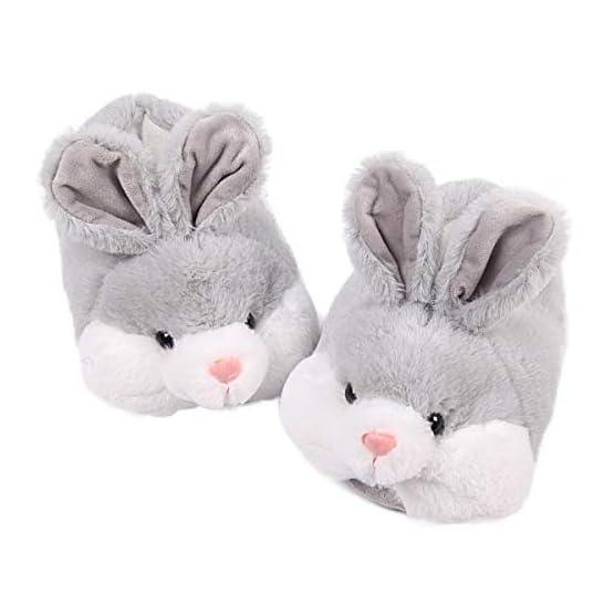 Bunny Slippers | Kawaii Plush Slippers 1