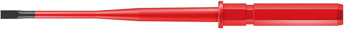 WERA 05003406001 Inter-Changeable BladeKraftform Kompakt VDE 60iS 0.6x3.5x154mm