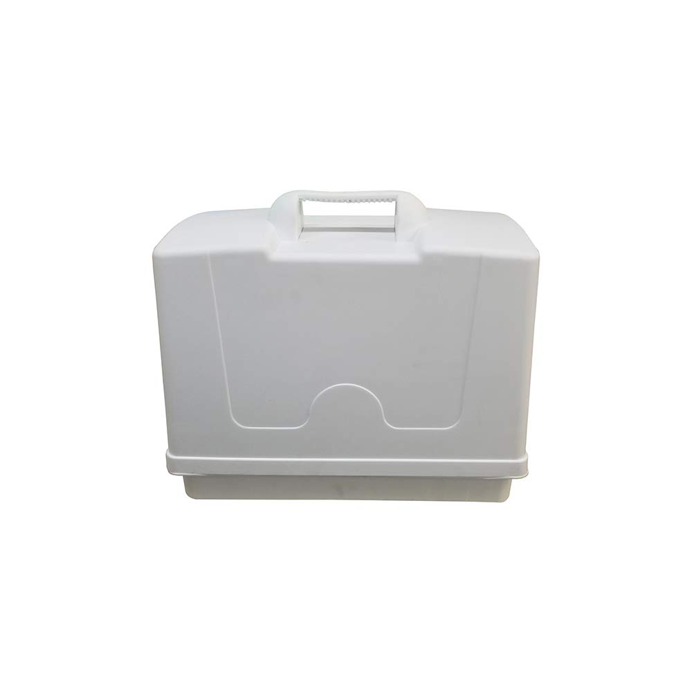 Rex Universal Sewing Machine Carrying case with Base for Portable Walking Foot fits Rex Singer Brother consew CP206RL