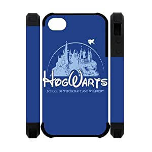 Custombox Harry Potter iphone 4/4s Case Plastic Hard Phone case-iPhone 4-DF00010