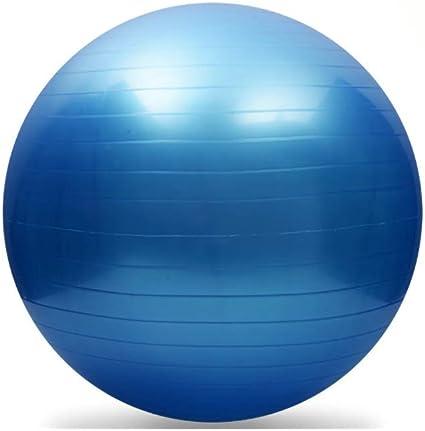 55 cm AINAAN Premium Extra Thick Yoga Anti-Burst-Slip Resistant Fitness Balls Blue