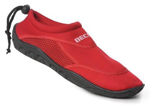 Beco - Escapines para hombre rojo - rojo
