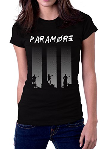 Paramore Rock Punk Emo Butterfly Band Logo Women's -