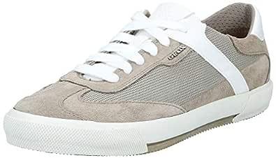 Geox U Kaven, Men's Fashion Sneakers, Beige (Beige C5004), 42 EU