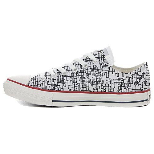 Chaussures All Coutume artisanal Converse Abstract produit Star TAqgZZw6