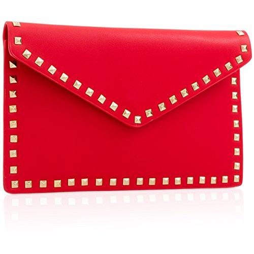 pour Xardi London Red femme Pochette 6w00PqpSxE