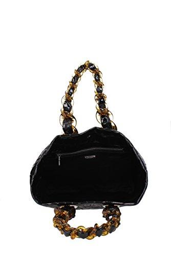 Miu Miu Shoulder Bags Woman (5bg017alligatorcire) Black