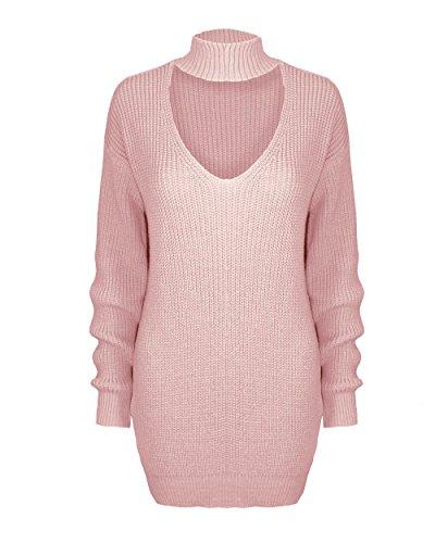 Generation Fashion - Jerséi - suéter - para mujer Hot Pink