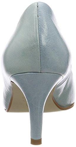 De Cerrada cielo 312 Con Mujer Punta Para Nica Noe 1 cielo Antwerp Pump Azul Zapatos Tacón wxAqS8OIq