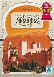 Alhambra by Rio Grande