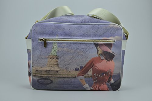 Borsa donna Y NOT reporter New York Lady C 327