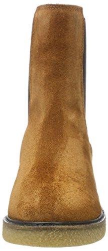 Tommy Hilfiger M1285ia 3b2, Stivali Chelsea Donna Marrone (Winter Cognac)
