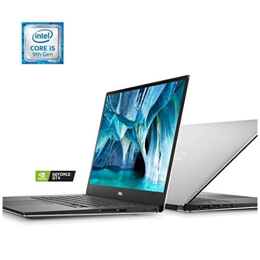 Dell XPS 15 7000 15.6-inch FHD IPS HS LED Infinity Anti-Glare Laptop – (Silver) Intel Core i5-9300H, 8 GB RAM, 256 GB SSD, NVIDIA GeForce GTX 1650 4 GB, Fingerprint Reader, Windows 10 Home