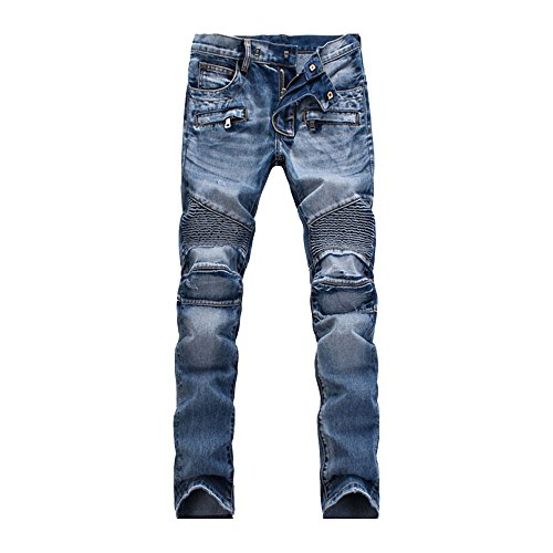 Industrial Relaxed Fit Jean - 6