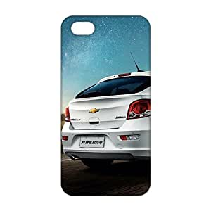 Wish-Store Cheyrolet Car Logo (3D)Phone Case for iPhone 5s