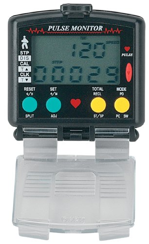 UPC 016562630104, Markwort Pulse Pedometer