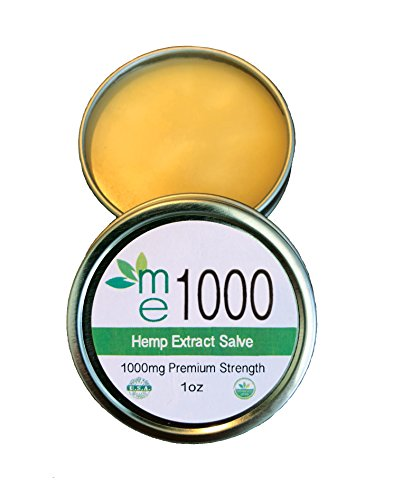 me1000mg Natural -Organic Blend Hemp Extract Topical - Salve -me1000 is Extreme Relief of Chronic Issues - Clients Use It for - Anxiety - Inflammation - Arthritis - Pain Relief - Grown in USA