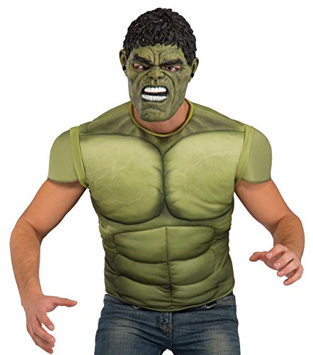Incredible Hulk Costumes For Adults - Rubie's Thor: Ragnarok, Adult Hulk Costume