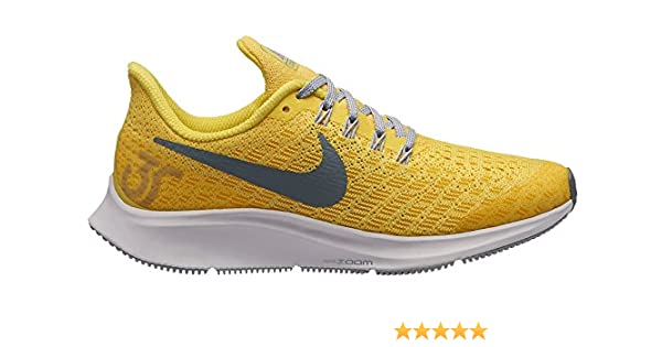 Nike Air Zoom Pegasus 35 (GS), Zapatillas de Running para Mujer, Multicolor (Dynamic Yellow/Cool Grey/Amarillo 700), 38.5 EU: Amazon.es: Zapatos y complementos