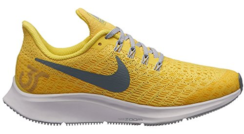 Nike Basse dynamic Donna cool Air Pegasus Da Scarpe Grey gs 001 Yellow Multicolore amarillo 35 Ginnastica Zoom q4qPrT