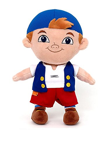 Disney Exclusive Jake and the Neverland Pirates 12 Inch Plush Cubby -