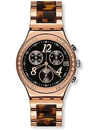 Watches Swatch Women's Dreamnight Watch (Black)