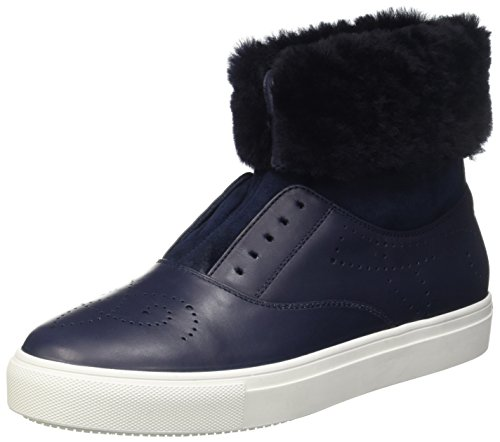Fratelli Blue Blu Trainers Women's High Rossetti 75138 arAHS8a