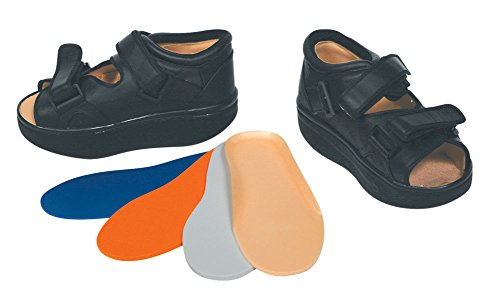 Darco Wound Care Shoe System, Large, pair by Darco