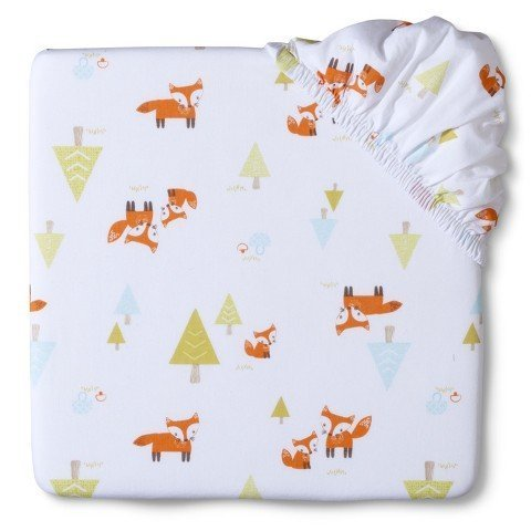 circo-woven-woodland-fitted-crib-sheet