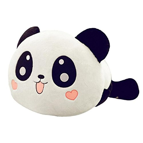 Sannysis Cute Plush Doll Stuffed Animal Panda Pillow Bolster Gift 20cm 8? Bedroom Store