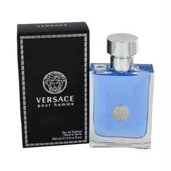 Miniature Mens Fragrance - Versace Pour Homme  By VERSACE FOR MEN 0.17 oz Mini EDT