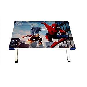 HugeBasket Study Table Adjustable Foldable...