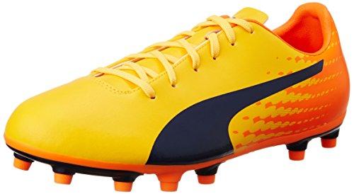 orange Uomo Puma Fish Yellow 5 Giallo Calcio Scarpe Clown Fg Evospeed peacoat 17 04 Da ultra Hq0xqUR7w