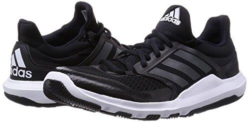 Negro Deporte Adidas Schwarz Core Zapatillas Metalic de Night Black 3 White F13 Adipure 360 Hombre M Y8nYTfR