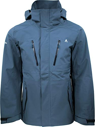 Terracea Men's Station LT - 3L Lightweight Jacket | 20K/34K | Ski | Snowboard | Lifestyle