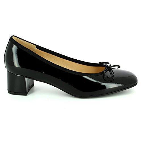 Gabor Shoes Gabor Basic, Zapatos de Tacón para Mujer Negro (77 Schwarz)