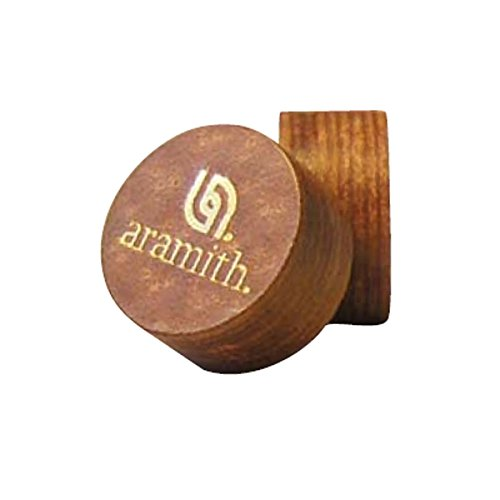 Aramith Queue Klebe Leder Medium 13 mm