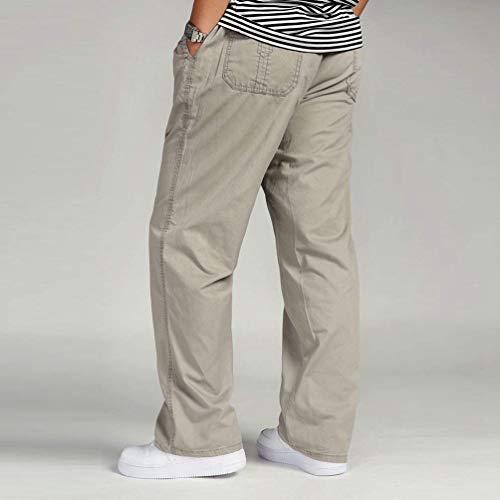 Slim milf booty in grey dress pants