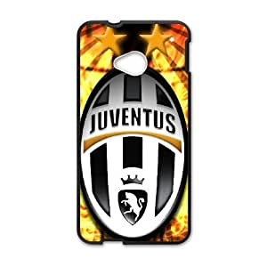 HTC One M7 Cell Phone Case Black Juventus Football 001 VC008022