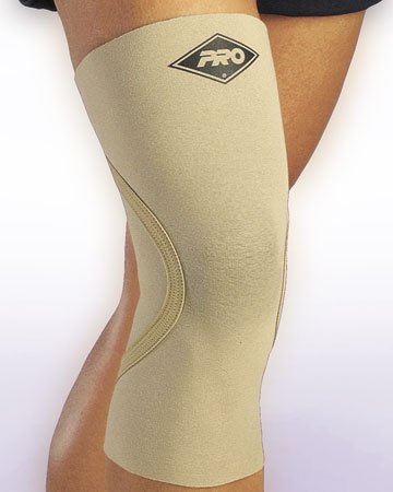 c44fc832c4 Image Unavailable. Image not available for. Color: PRO Orthopedic #130  Diamond Back Knee Support Sleeve ...