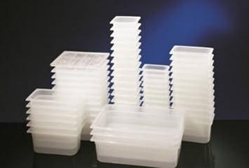 Kunststoff GN 1//6 Gastronormbehälter GN-Behälter Deckel Gastronorm