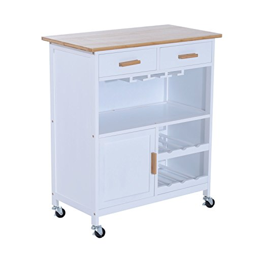 microwave wine cart - 3